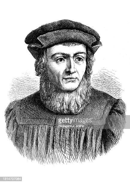 Johannes Aventinus, July 4, 1477 - January 9 was a German historian and court historiographer. His real name was Johann Georg Turmair / Johannes...