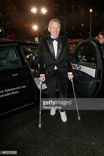Johannes B Kerner arrives at the Bambi Awards 2014 on November 13 2014 in Berlin Germany