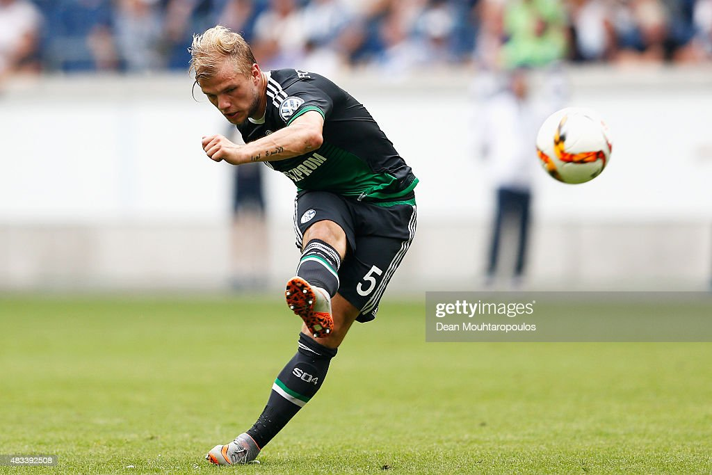 MSV Duisburg v FC Schalke 04  - DFB Cup : News Photo