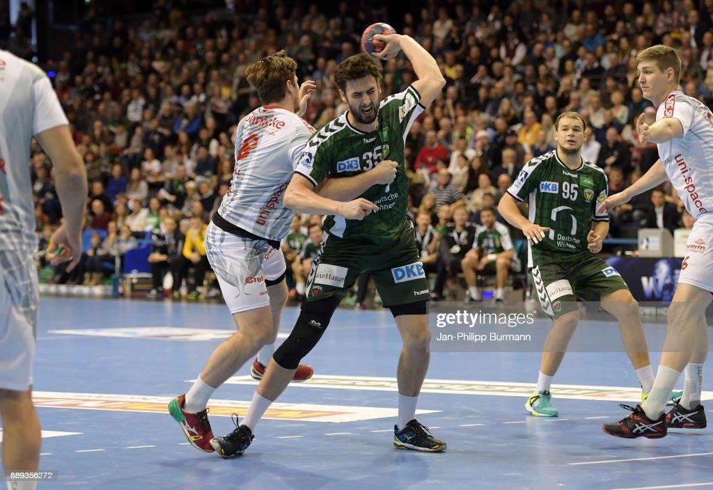Fuechse Berlin v MT Melsungen - DKB Handball Bundesliga