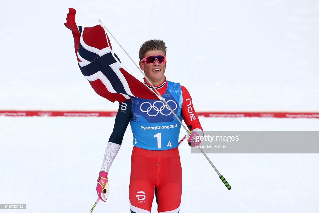 Cross-Country Skiing - Winter Olympics Day 9