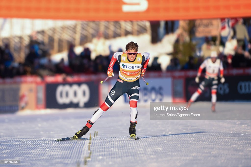 FIS Nordic WorldCup - Men's and Women's  CC Skiathlon