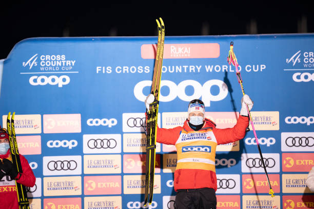 FIN: Coop FIS Cross-Country Stage World Cup Ruka - Men's 15km C