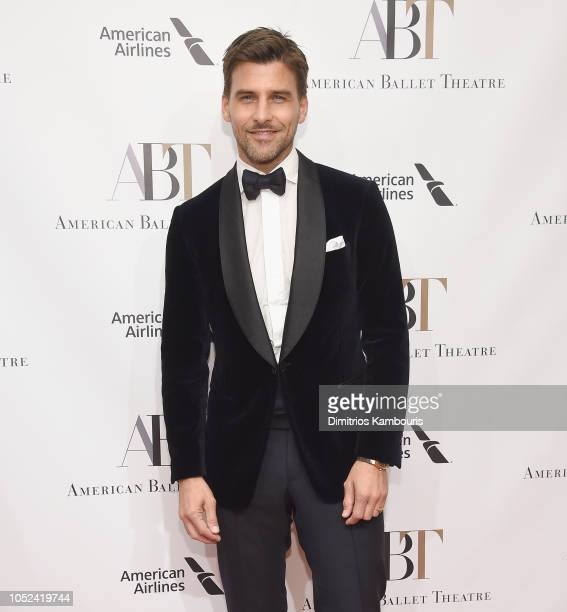 Johannes Huebl attends The American Ballet Theatre 2018 Fall Gala at David H Koch Theater Lincoln Center on October 17 2018 in New York City