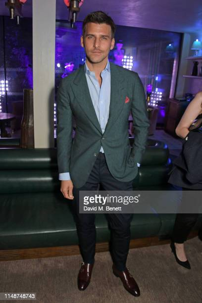 Johannes Huebl attends the GQ Style and Browns party to celebrate LFWM June 2019 at Soho House on June 9 2019 in London England