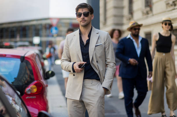 Mens Fashion Spring Summer