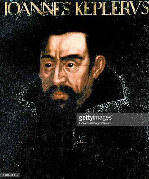 Johannes Kepler 1571 1630 German mathematician astronomer and astrologer