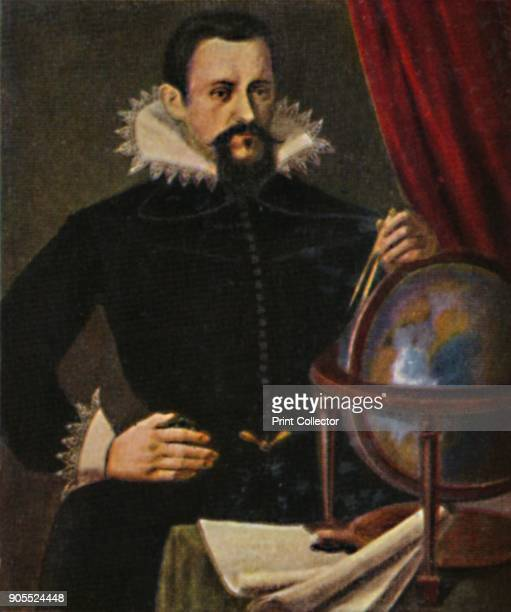 'Johannes Kepler 15711630' 1934 Johannes Kepler German mathematician astronomer and astrologer A key figure in the 17thcentury scientific revolution...