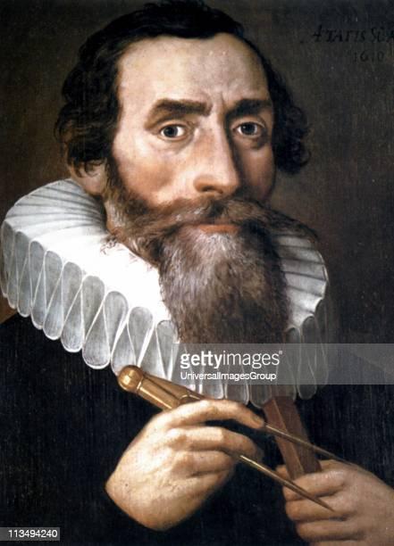 Johannes Kepler astronomer