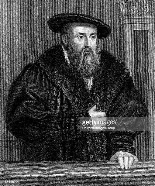 Johannes Kepler German astronomer Engraving