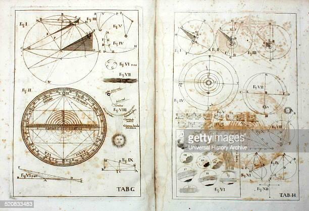 Johannes Kepler German mathematician astronomer and astrologer Joannis Kepleri aliorumque epistolae mutuae 1718
