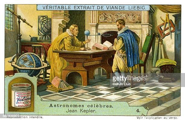 Johannes Kepler in the court of Rudolph II in Prague JK German mathematician and astronomer known for his laws on planetary motion and for his...