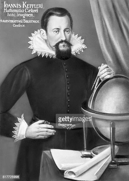 Johannes Kepler undated