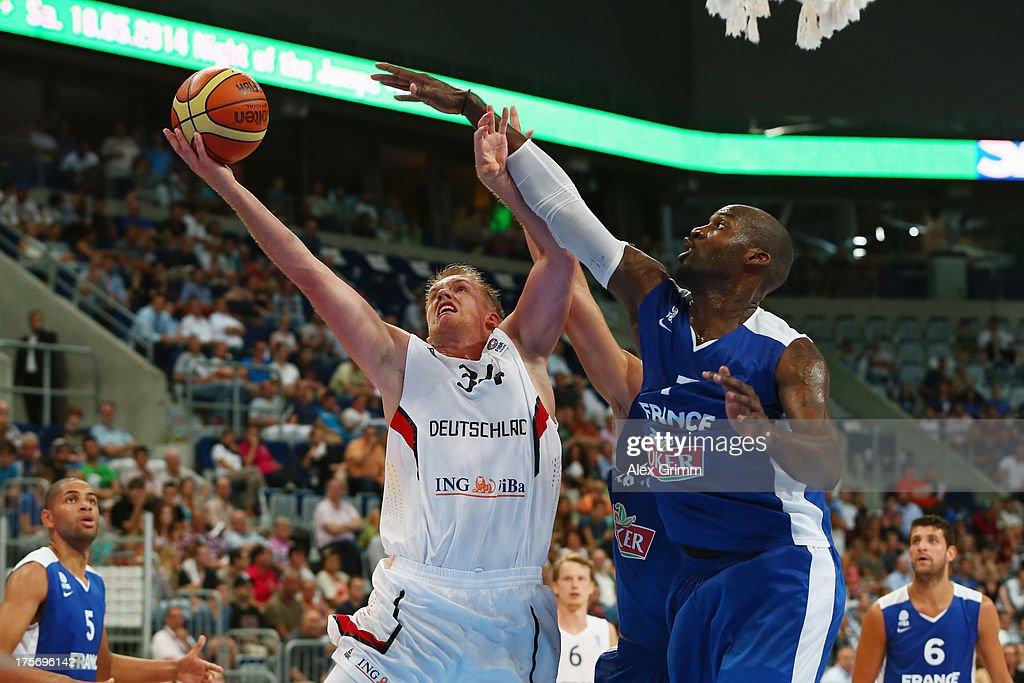 Germany v France - International Basketball