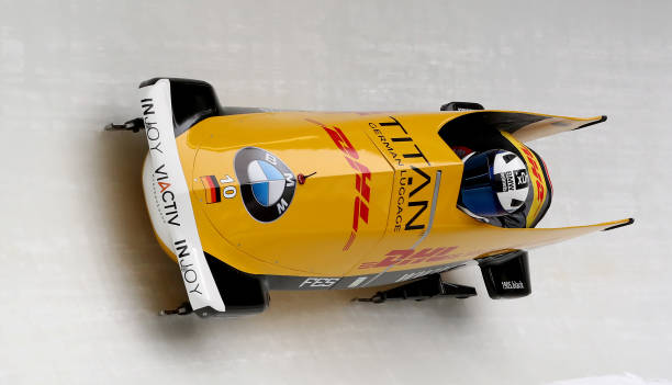 DEU: BMW IBSF World Championships Altenberg 2020 - Day 2