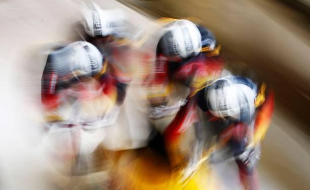 DEU: 4-Man Bobsleigh - BMW IBSF World Cup Koenigssee