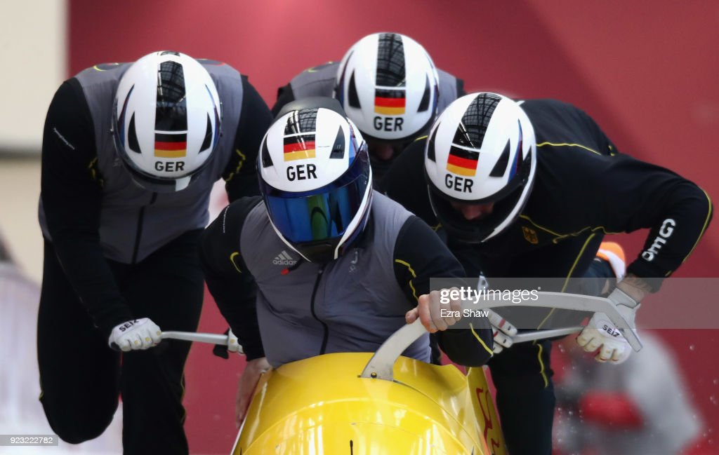 PyeongChang 2018 Winter Olympics - Day 14