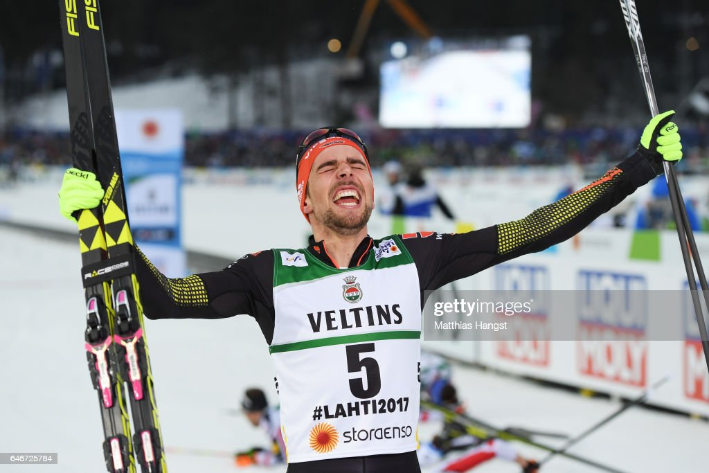 Men's Nordic Combined HS130/10k - FIS Nordic World Ski Championships : News Photo