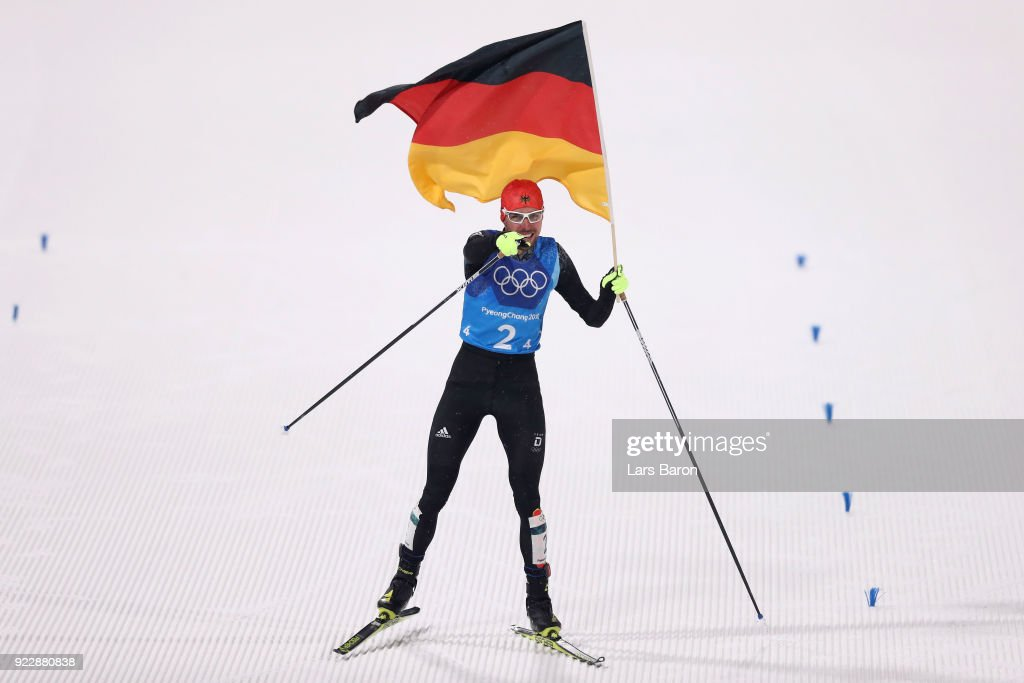 Nordic Combined - Winter Olympics Day 13 : News Photo