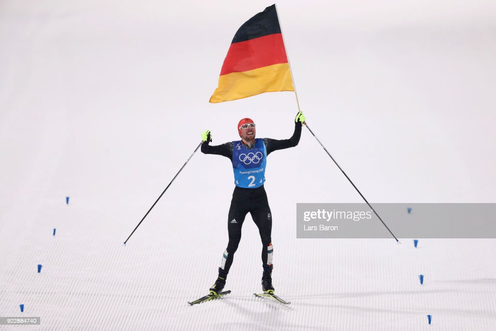 KOR: Nordic Combined - Winter Olympics Day 13