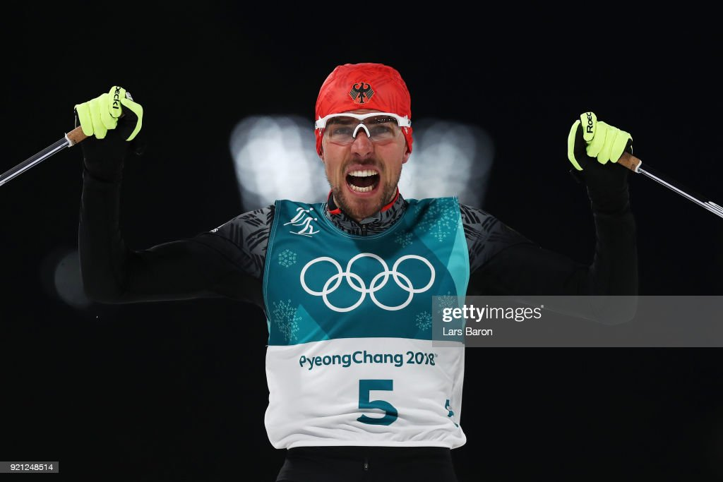 KOR: Nordic Combined - Winter Olympics Day 11