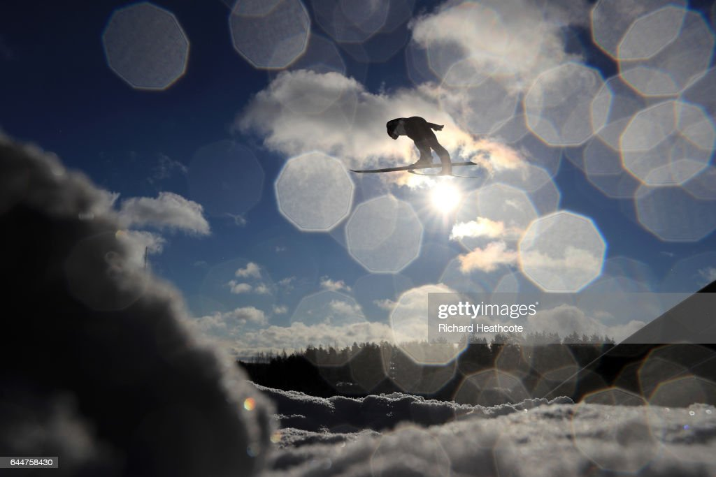 Men's Nordic Combined HS100/10km - FIS Nordic World Ski Championships : News Photo