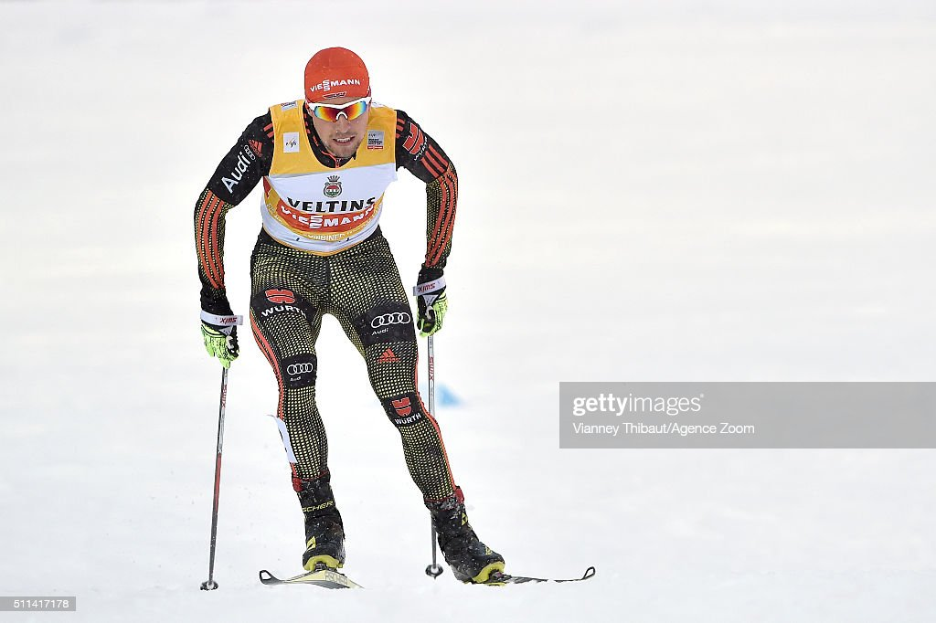 FIS Nordic World Cup - Men's Nordic Combined Team Sprint : News Photo