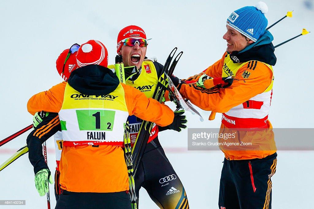 Nordic Combined Team 4x5km - FIS Nordic World Ski Championships