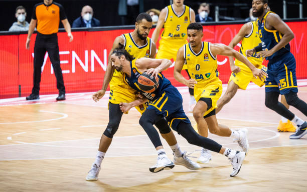 DEU: Alba Berlin v BC Khimki Moscow - EuroLeague