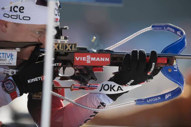 SVN: BMW IBU World Cup Biathlon Pokljuka - Men 20 km Individual Competition