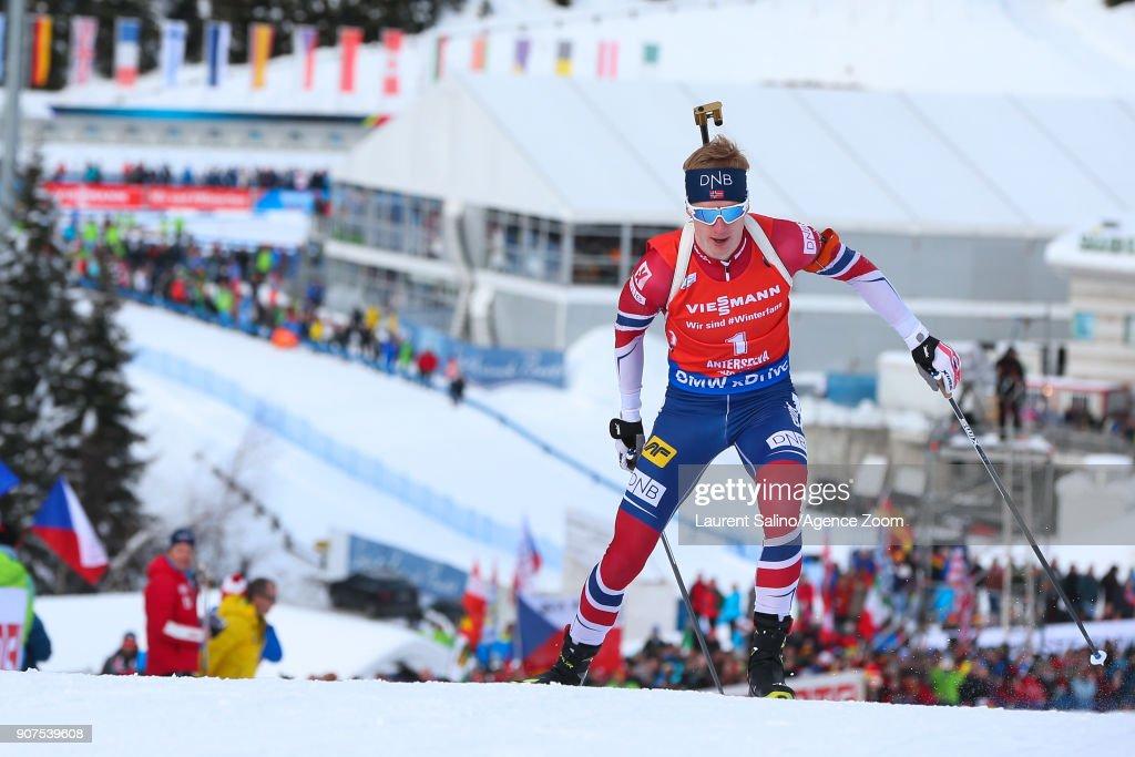 IBU World Cup Biathlon - Women's and Men's Pursuit