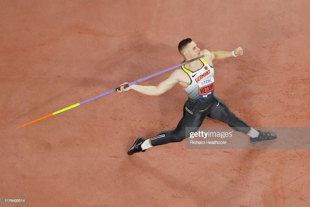 17th IAAF World Athletics Championships Doha 2019 - Day Ten : Nachrichtenfoto