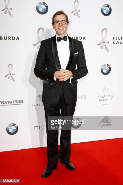 Johannes Wimmer attends the Felix Burda Award at Hotel Adlon on May 14, 2017 in Berlin, Germany.