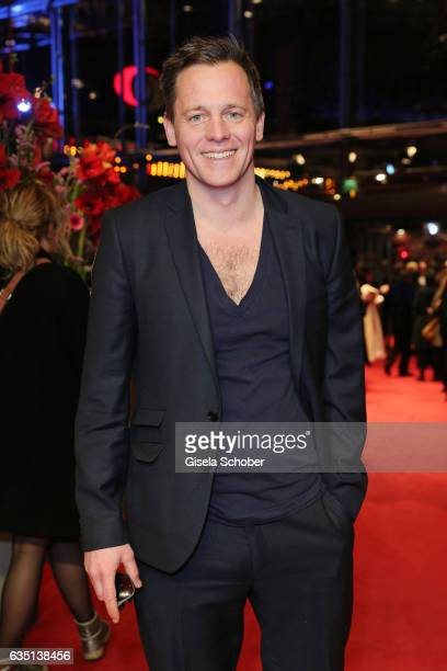 Johannes Zirner attends the 'The Party' premiere during the 67th Berlinale International Film Festival Berlin at Berlinale Palace on February 13 2017...
