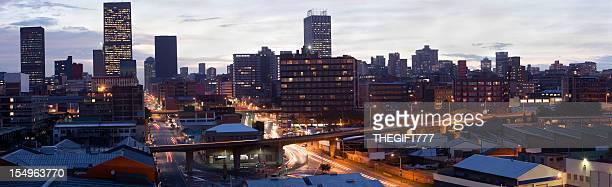 Johannesburg Centre Skyline