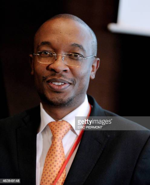Parks tau stock photos and pictures getty images johannesburg mayor mpho parks tau attends the francoafrican forum at the economy ministry in paris on thecheapjerseys Choice Image