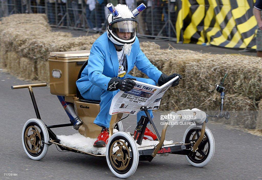 red bull box cart race competitor damn fine golden bowl. Black Bedroom Furniture Sets. Home Design Ideas