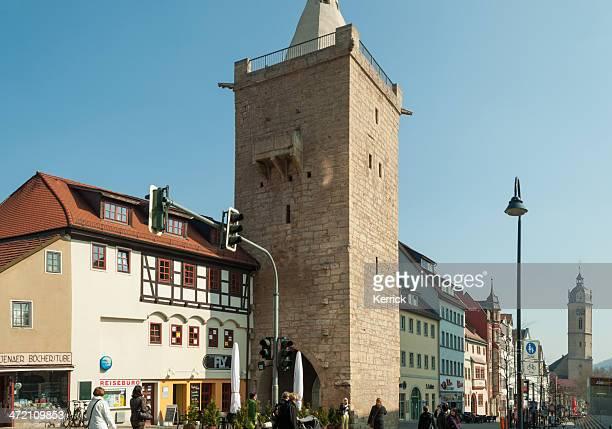 Johannistor in Jena, Germany
