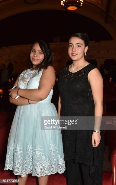 Johara Menacar and Yousra Cherbika attend a special screening of 'Grenfell Voices' including 3 short films featuring and inspired by Grenfell...