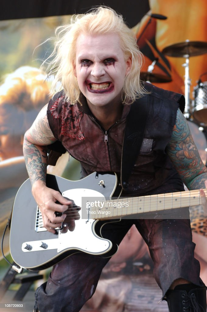John 5 during OZZFEST 2005 at the PNC Arts Center in Holmdel - July 26, 2005 at PNC Arts Center in Holmdel, New Jersey, United States.