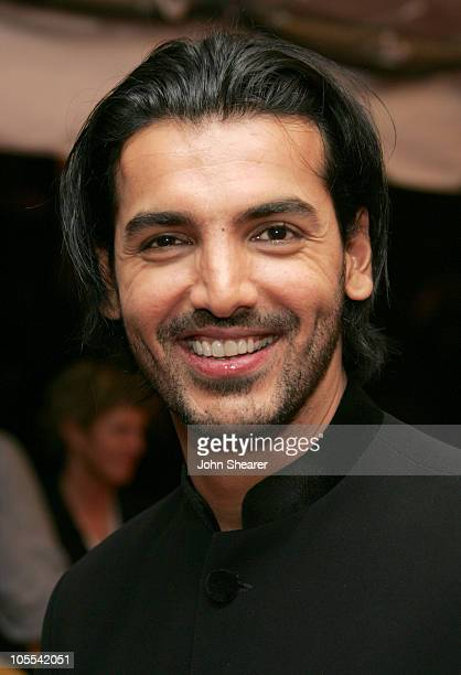 John Abraham during 2005 Toronto Film Festival Water Premiere Arrivals at Roy Thompson Hall in Toronto Canada
