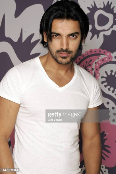 John Abraham during Dupe please delete at Visa Screening Room in Toronto Canada