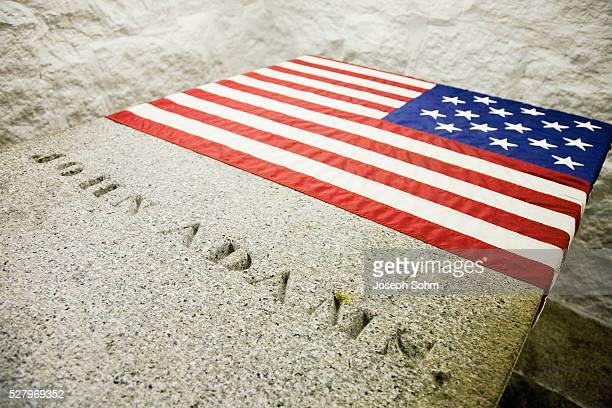John Adams and John Quincy Adams Burial Tomb