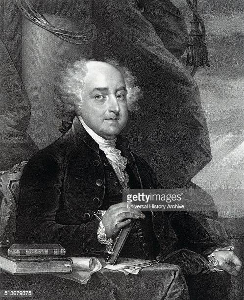John Adams President of the United States of America Adams was the second president of the United States having already served as the country's first...
