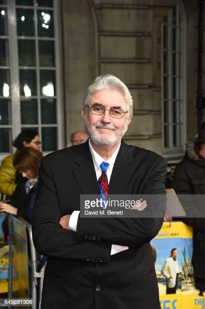 John Alderton attends the World Premiere of The Time Of Their Lives at The Curzon Mayfair on March 8 2017 in London England