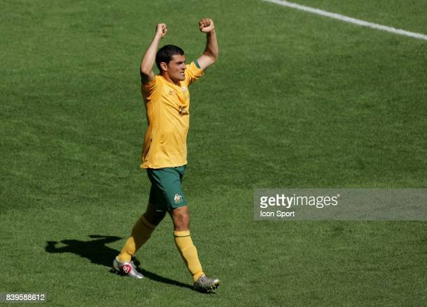 John ALOISI Australie / Japon Coupe du Monde 2006
