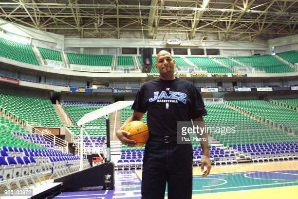 John Amaechi was the first NBA player to openly acknowledge his homosexuality He released a new book called Man in the Middle published by ESPN Books...