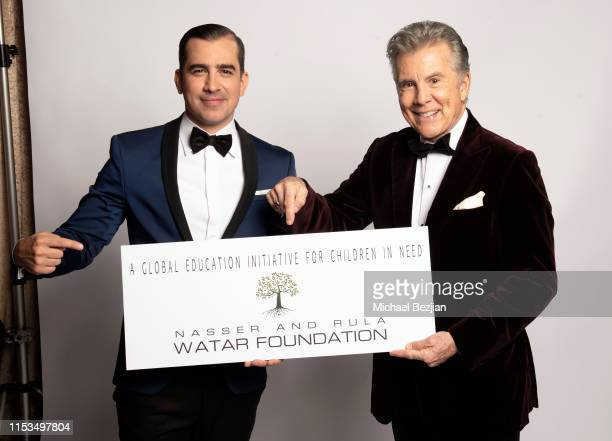 John and Callahan Walsh at Critics' Choice Real TV Awards portraits by TAP The Artists Project Watar Foundation on June 02 2019 in Los Angeles...
