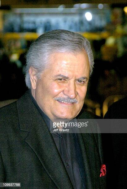 John Aniston during Along Came Polly Los Angeles Premiere at Mann's Chinese Theater in Hollywood California United States