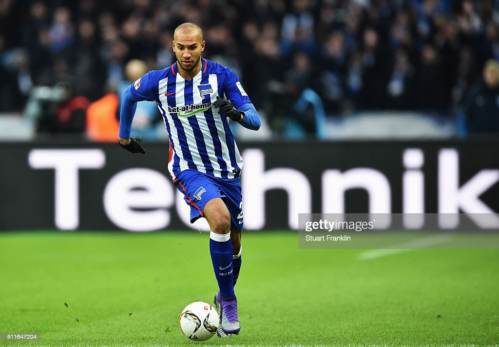 Hertha BSC v VfL Wolfsburg - Bundesliga : News Photo